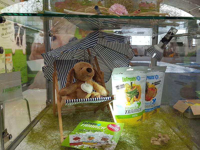 New Pet Food - Zampe in Fiera