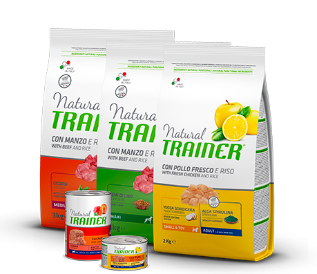 New pet food - Trainer Linea Natural
