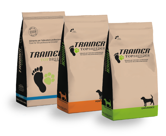 New pet food - Trainer top breeder