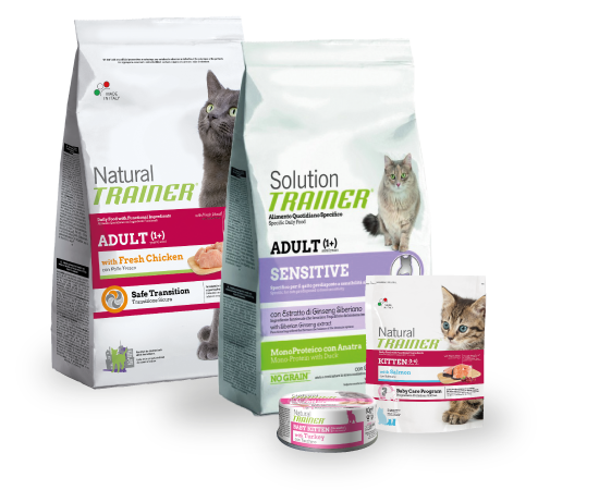 New Pet Food - nova foods gatto