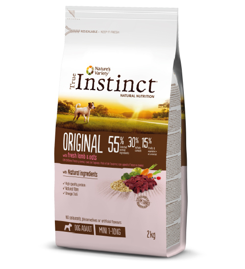 New Pet Food - True-Instinct - Original