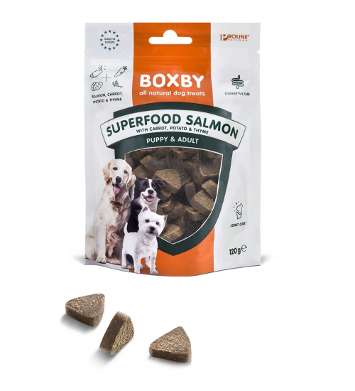 New Pet Food - Boxby Superfood