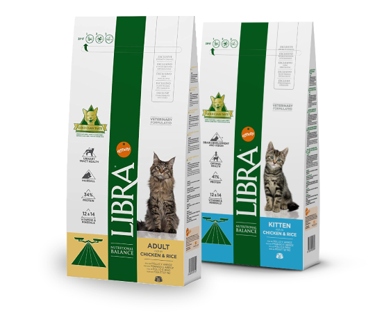 New Pet Food - Libra Gatto