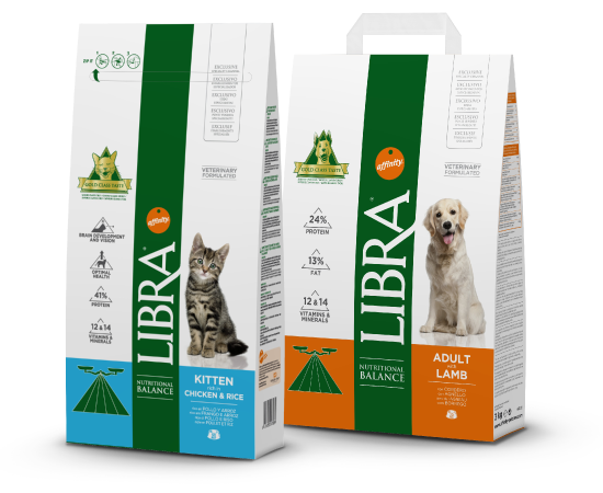 New Pet Food - Libra