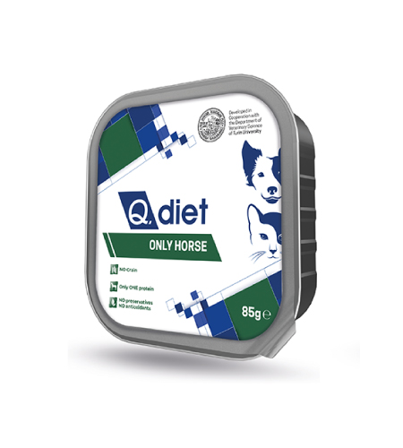 New Pet Food - Q.diet Only