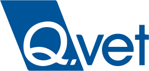 New Pet Food - Q.vet Logo