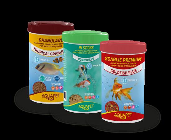 New Pet Food - Aquapet