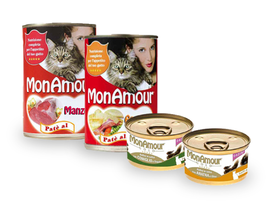 New Pet Food - Mon Amour