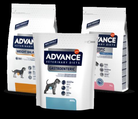 New Pet Food - Advance Diete Veterinarie