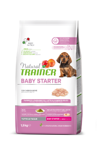 New Pet Food - Natural Trainer - Linea Natural - Baby Starter