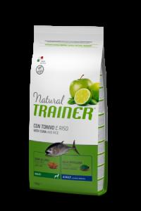 New Pet Food - Natural Trainer - Linea Natural - Tonno