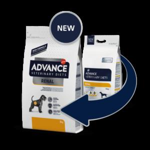 advance renal cane