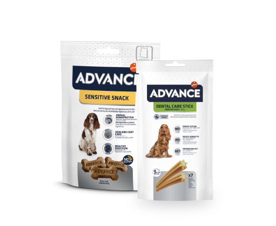 New Pet Food - Advance Snack