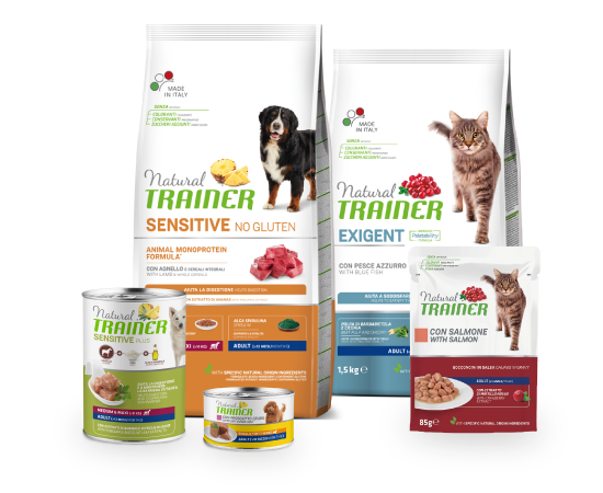 New Pet Food - Natural Trainer