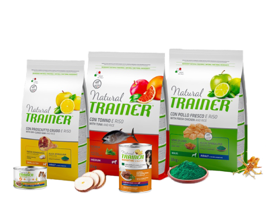 New Pet Food - Natural Trainer aCane