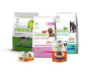 New Pet Food - Natural Trainer - Linea Natural
