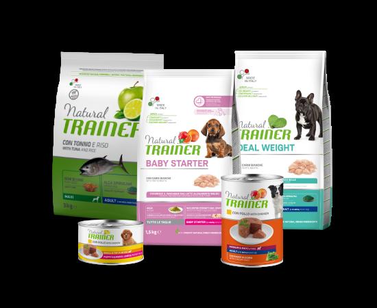 New Pet Food - Natural Trainer - Linea Natural