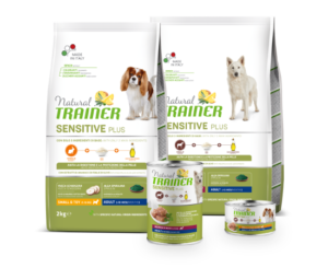 New Pet Food - Natural Trainer - Linea Sensitive Plus