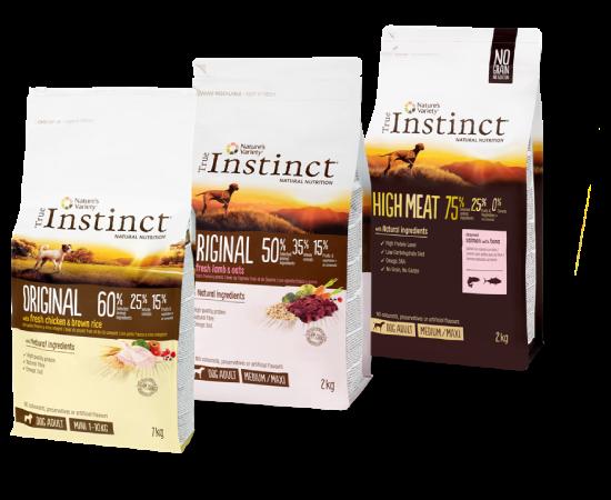 New Pet Food - True Instinct - Secco