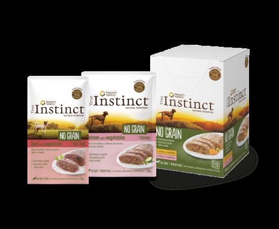 New Pet Food - True Instinct Umido
